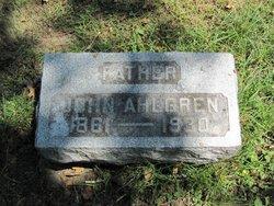 John Ahlgren
