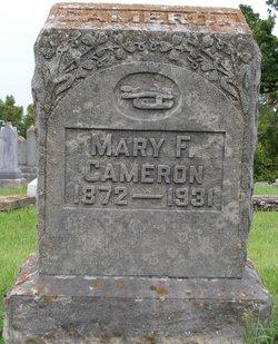 Mary Frances Cameron
