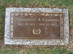Christopher Adam Chris Chambers