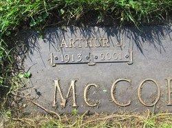 Arthur John Art McCormick