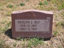 Adolph L. Alt