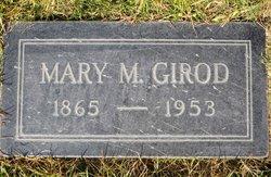 Mary Minnie <i>Winter</i> Girod