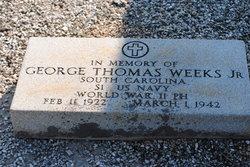George Thomas Weeks, Jr