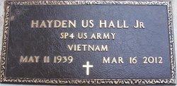 Spec Hayden Upton Scott Ferdie Hall, Jr