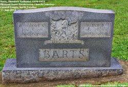 Theodore Nathaniel Barts