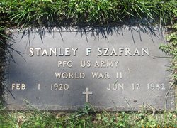Stanley F. Szafran