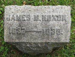 James Mitchell Noxon
