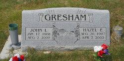 Hazel Edna <i>Brownlee</i> Gresham