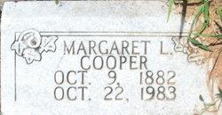 Margaret Love Cooper