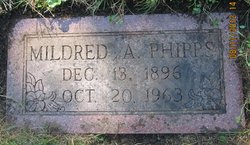 Mildred Anne <i>McCormick</i> Phipps