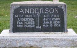 Alice Ann <i>Harrop</i> Anderson