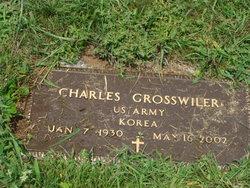 Charles Homer Homer Grosswiler