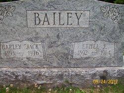 Ethel J <i>Williams</i> Bailey