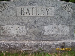 Harley Clarence Jack Bailey