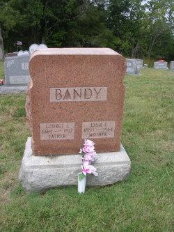 Essie Ellen <i>Hall</i> Bandy