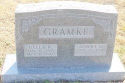 Della W <i>Rathke</i> Gramke