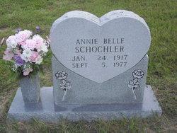 Annie Belle <i>Hale</i> Schochler