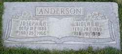 Joseph Augustus Anderson