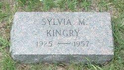 Sylvia M <i>Houghton</i> Kingry