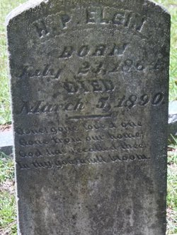 Hezekiah Preston Elgin