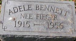 Adele <i>Fieger</i> Bennett
