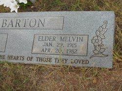 Elder Melvin Barton