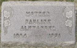 Lena Pauline <i>Gerber</i> Alexander