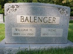Irene <i>Mattingly</i> Balenger