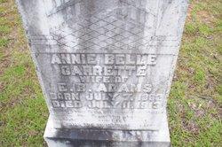 Annabelle <i>Garrett</i> Adams