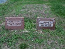 William J Clapp