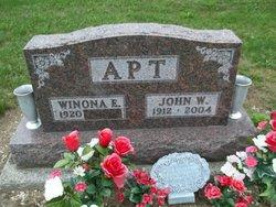 John W Apt