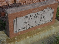 Luella Frances Broach