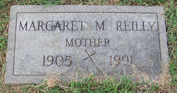 Margaret Mary <i>Evers</i> Reilly
