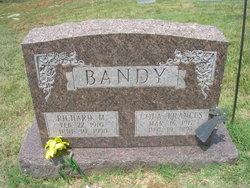 Richard M Bandy