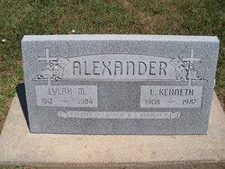 L. Kenneth Alexander