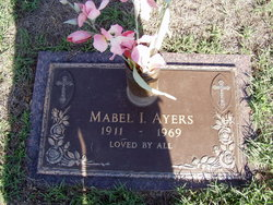 Mabel Irene <i>Howard</i> Ayres