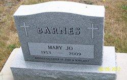 Mary Jo Barnes