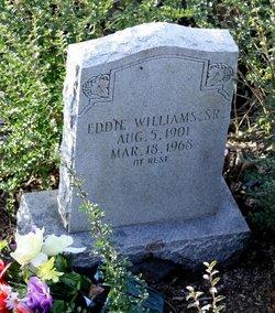 Eddie Williams, Sr