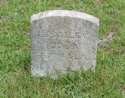 Pvt L Bailey