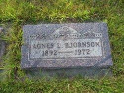 Agnes Laura <i>Wahlstrand</i> Bjornson