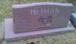 Melissa Dawn Missy <i>Herring</i> Heiman