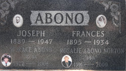 Rosalie <i>Abono</i> Norton
