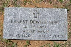 Ernest DeWitt Burt