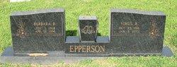 Barbara Baker <i>Rudder</i> Epperson