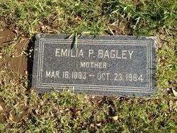 Emilia P. Bagley
