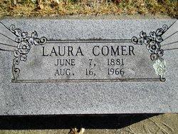 Laura H <i>Osborne</i> Comer