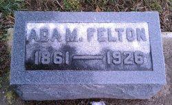 Ada Mae <i>Hite</i> Felton