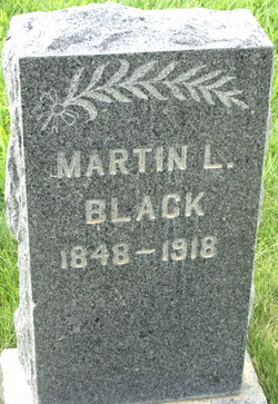 Martin Luther Black