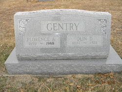 Florence A. Gentry