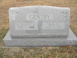Olin Dwight Gentry